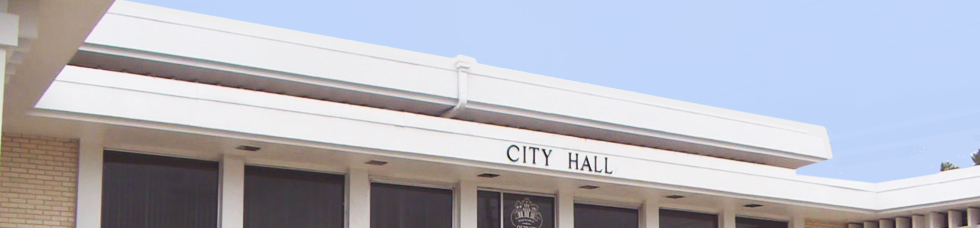 The Quincy Florida City Hall